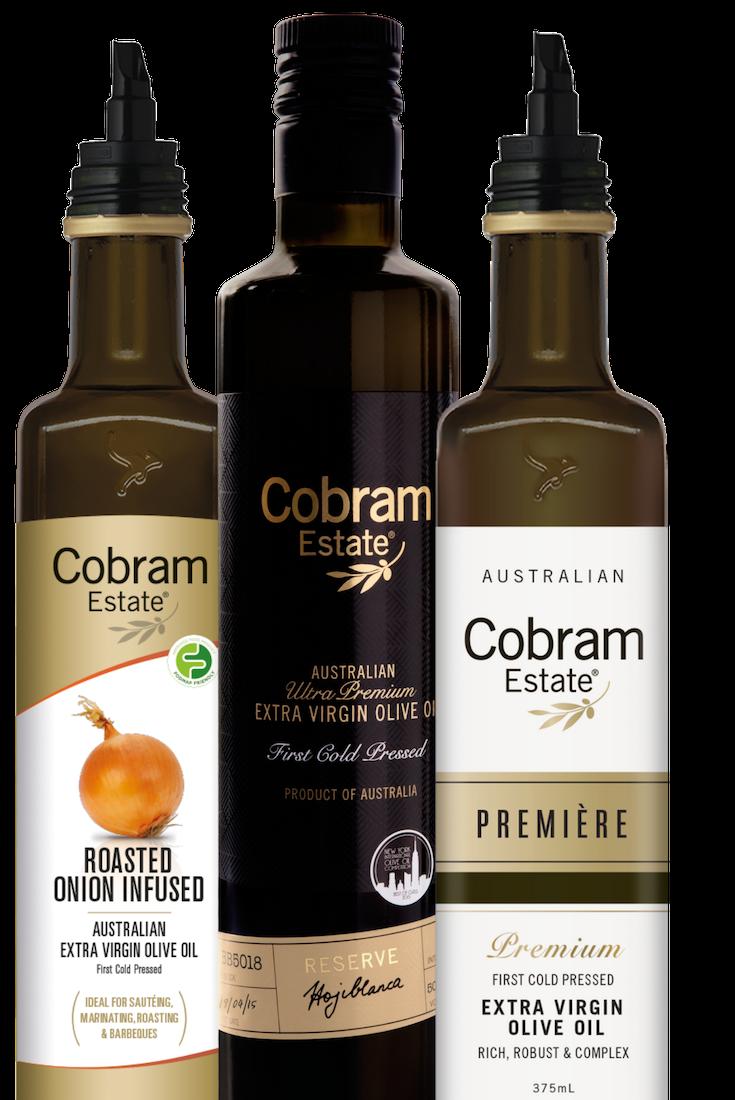 Australia's No 1 Extra Virgin Olive Oil - Cobram Estate